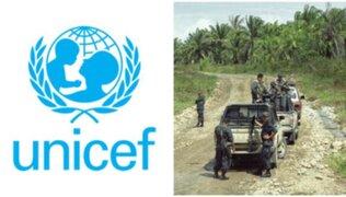 """UNICEF condenó atentado terrorista en el Vraem: """"No respetó ni la vida de los niños"""""""