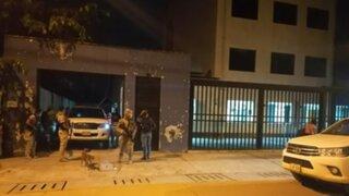 Matanza en el Vraem: cuerpos de víctimas fueron llevados a morgue de Pichari
