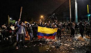 Colombia: bebé muere en ambulancia en medio de una protesta que impedía su paso