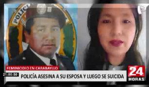 Mujer asesinada en Carabayllo: hijo denunció que su mamá era constantemente agredida