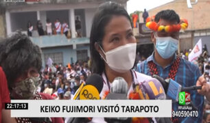 Keiko Fujimori negó que su partido esté detrás del atentado en el Vraem