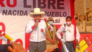 Richard Rojas, secretario de Perú Libre: gabinete está completo y será de ancha base