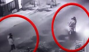 Chorrillos: 3 jóvenes son asaltados por delincuentes a pocos metros de su vivienda