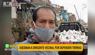 Secuestran y asesinan a dirigente vecinal: vecinos piden justicia y castigo para el criminal