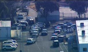 """EEUU: se registra un nuevo tiroteo con """"varios muertos"""" en California"""