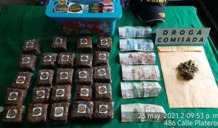 Detienen a extranjero que vendía 'happy brownies' de marihuana en Cusco