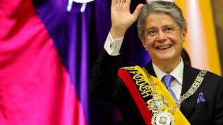 Presidente de Ecuador invocó a peruanos a votar responsablemente