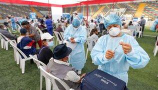 Covid-19: Minsa anunció la contratación de más de 3 mil enfermeras para acelerar vacunación