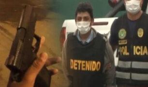 """Puente Piedra: capturan a """"Los furiosos de la Ensenada"""" por extorsión"""