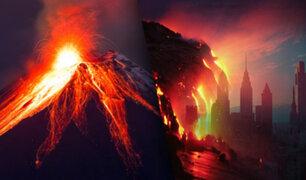 ¿Este supervolcán podría acabar con la humanidad?