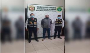Detienen a curandero acusado de presunto intento de violación contra menor en San Martín