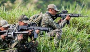 VRAEM: FFAA y PNP abatieron a terrorista durante enfrentamiento en Vizcatán del Ene