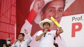 Pedro Castillo condonará las papeletas de los transportistas