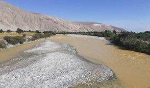 Tres distritos de Arequipa son declarados bajo emergencia por contaminación del río Tambo