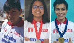 Estudiantes peruanos ganaron medallas de oro, plata y bronce en Olimpiada de Informática