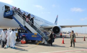 Recomendaciones para reducir el riesgo de contraer Covid-19 en los aviones