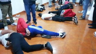 """SJM: capturan a 12 presuntos integrantes de la banda delincuencial """"Los Huaruras del Sur"""""""