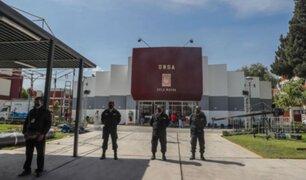 Arequipa: policía especializada inspeccionó recinto donde se desarrollará debate presidencial