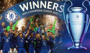 Chelsea vence 1-0 al Manchester City en la final de la Champions League