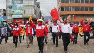 249 militantes de Perú Libre figuran en padrones del Movadef