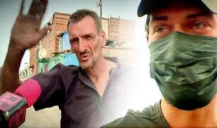 Televidentes de ASD ayudan a los rusos del basural