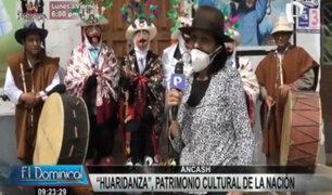 """Bicentenario de Huari: Declaran a la """"Huaridanza"""" como Patrimonio Cultural de la Nación"""