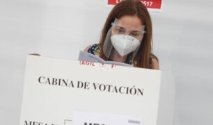 Segunda Vuelta: ONPE recuerda que es delito publicar voto y obligar a sufragar en un sentido u otro