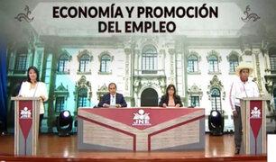 Debate presidencial: ¿Qué plantean Fujimori y Castillo sobre la economía y promoción del empleo?