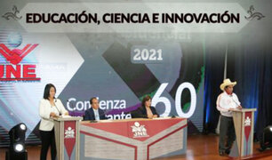 Debate presidencial: Castillo y Fujimori exponen sus propuestas en educación, ciencia e innovación