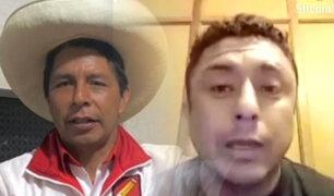 """Bermejo de Perú Libre: """"Somos un partido socialista, marxista y leninista, eso no lo hemos negado"""""""