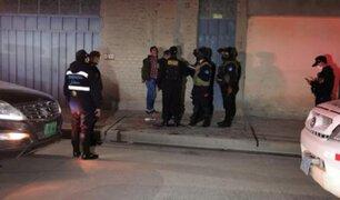 Juliaca: capturan a expolicía involucrado  en asalto a mano armada a una comerciante