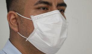 Covid-19: recomiendan no confiarse en mascarillas que contienen cobre, plata o zinc