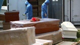 COVID-19: al menos 1 500 periodistas muertos en 77 países desde inicio de pandemia