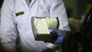 PNP informa que cae el precio de la droga en el Vraem