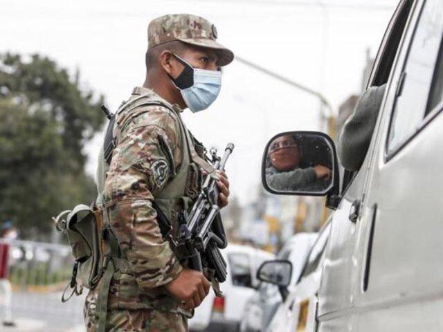 Covid-19 en Perú: estas son las 33 provincias que continúan en nivel de riesgo extremo