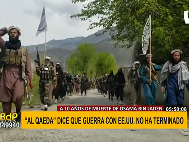 """Al Qaeda: """"la guerra contra Estados Unidos continuará"""""""