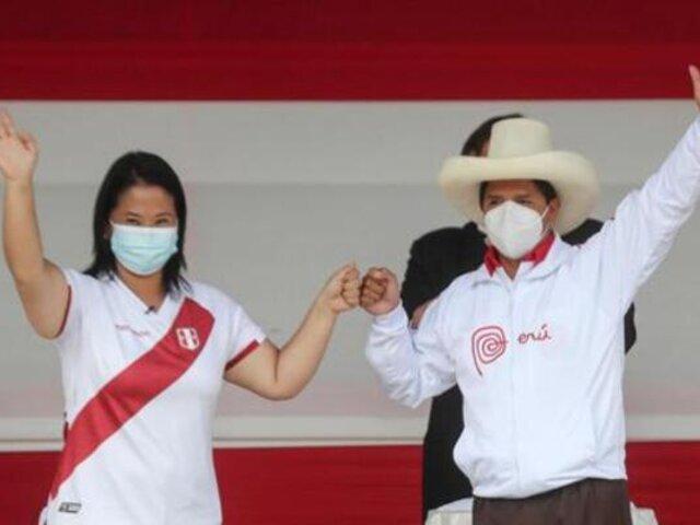 ¿Qué se pudo ver en el primer debate entre Pedro Castillo y Keiko Fujimori en Chota?