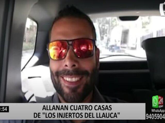 'Los Injertos del Llauca': cae cabecilla de banda peligrosa banda dedicada al marcaje