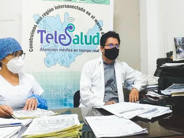 Más de 200 centros de salud en Lima región tendrán Internet para desarrollar telemedicina