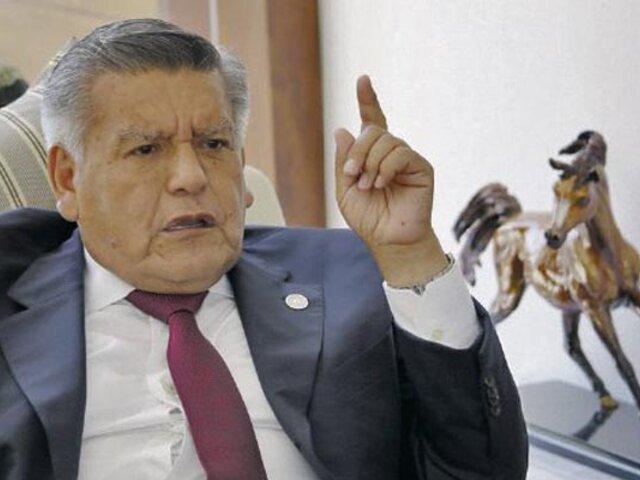 César Acuña: excandidato presidencial reveló que  se vacunó contra la Covid-19 en Estados Unidos