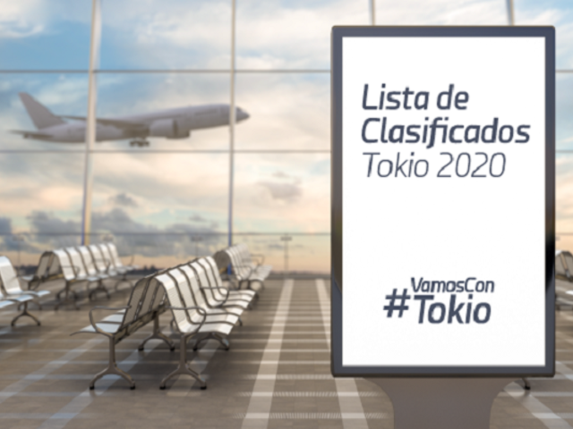 ¡Orgullo nacional!  AQUÍ la lista de los atletas peruanos clasificados a Tokio 2020 a la fecha