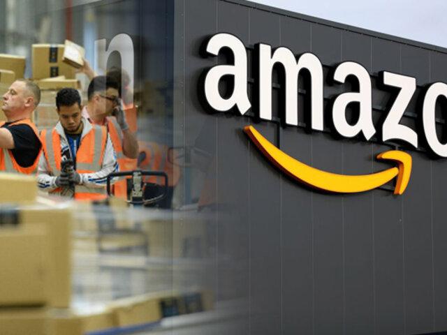 Amazon obtuvo ingresos récord, pero no pagó impuestos en Europa
