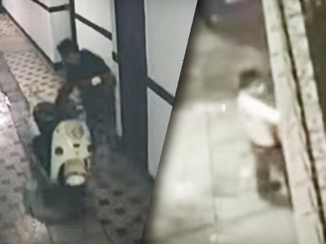Lince: hampones aprovechan toque de queda para cometer robos