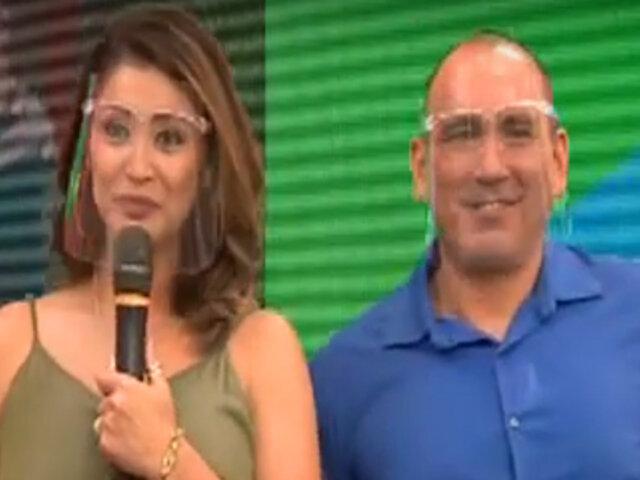 Karla Tarazona y Rafael Fernández se confiesan en D´Mañana