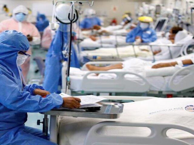 Arequipa: reportan que provincia de Islay se quedó sin camas hospitalarias