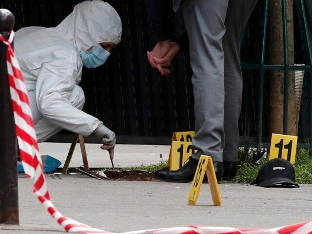 Horror en Francia: sujeto dispara a su expareja y luego la quema viva en la calle