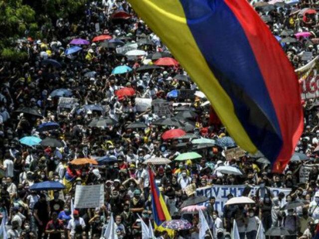 EN VIVO   Paro Nacional en Colombia: protestan por noveno día contra gobierno de Duque