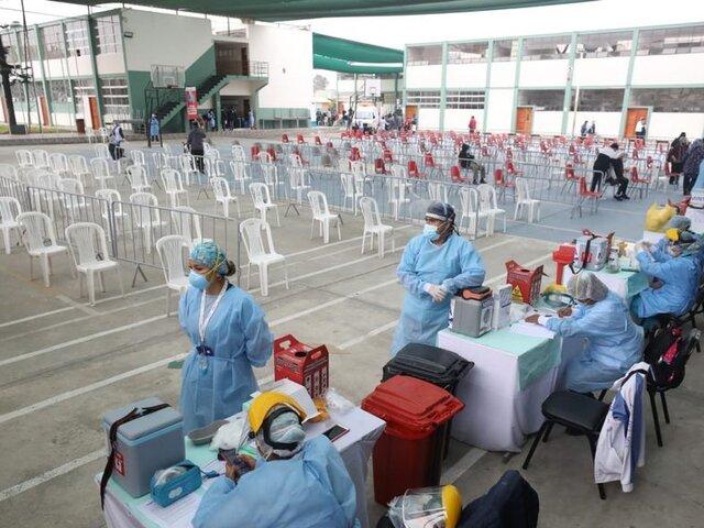 Vacunación a mayores de 80 años: se registró poca asistencia en la jornada de hoy
