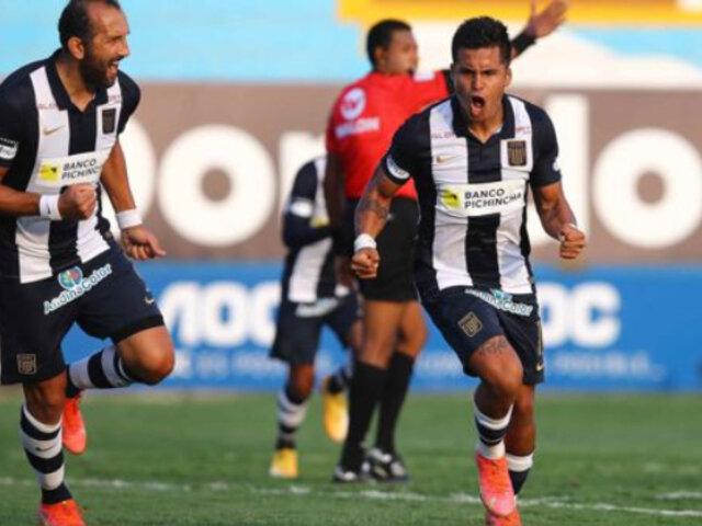 Alianza Lima venció por 2-0 a Binacional por la jornada 7 de la Liga 1