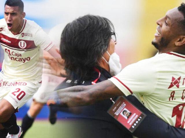 Universitario venció 3-2 a Cienciano por la fecha 7 de la Liga 1